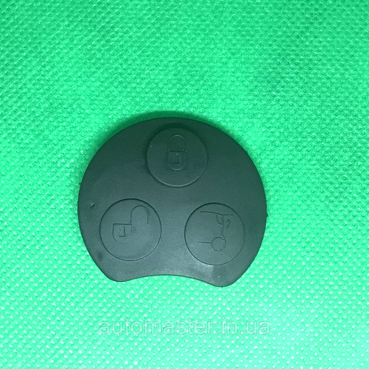 Кнопки ключа Mercedes Smart (Мерседес Смарт) - 3 кнопки
