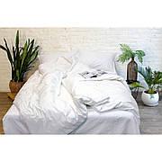 Комплект постельного белья Вилюта White сатин Stripe