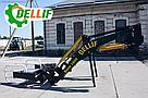 Погрузчик на  МТЗ ЮМЗ Т 40 - Dellif Base 1600 с ковшом объёмом 1.2 м3, фото 6