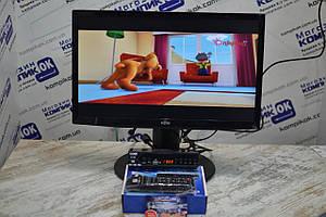 Комплект, Т2 приставка, монитор, телевизор, 20 дюймов 16:9