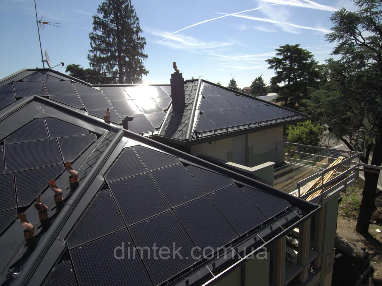 """Сонячна мережева електростанція  """"10 кВт"""", на дах (Ja Solar/Fronius)"""
