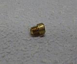 Топливный жиклер карбюратора Озон, Вебер, ДААЗ 157, фото 2