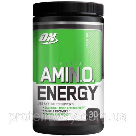 Optimum Nutrition Аминокислоты  Amino Energy 270 g