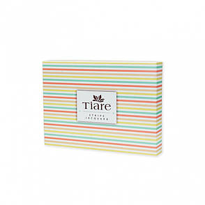 Комплект постельного белья Вилюта 75 сатин Stripe, фото 2