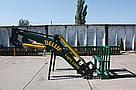 Погрузчик кун Dellif Light 1200 с паллетными вилами на трактор МТЗ,ЮМЗ,Т 40, фото 2