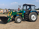 Погрузчик кун Dellif Light 1200 с паллетными вилами на трактор МТЗ,ЮМЗ,Т 40, фото 8