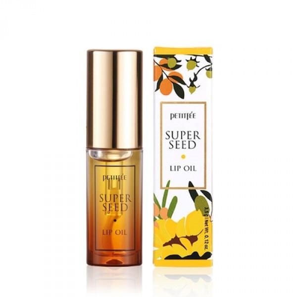 Масло для губ PETITFEE Super Seed Lip Oil 3.5g