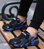 Дихаючі дитячі кросівки / Детская обувь для бега; баскетбольные кроссовки для мальчиков; дышащие кроссовки