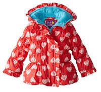 Демисезонная куртка  Pink Platinum(США) для девочки 18мес