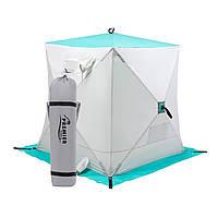 Палатка зимняя Куб Premier 1,8х1,8х1,9м, фото 1