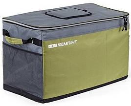 Термосумка КЕМПІНГ Party Bag CA-2013 (60л), зелена