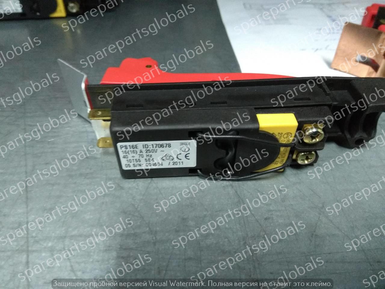 170678 Выключатель PS 16 E05 SPARKY