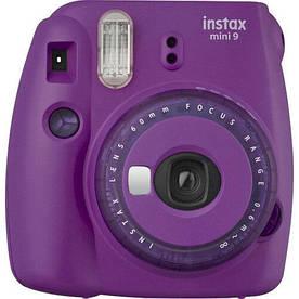 Фотокамера мгновенной печати Fujifilm Instax Mini 9 Фиолетовый