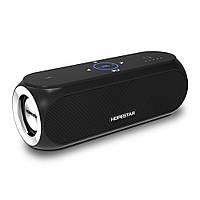 Портативная акустическая Bluetooth колонка Hopestar H19, Черная