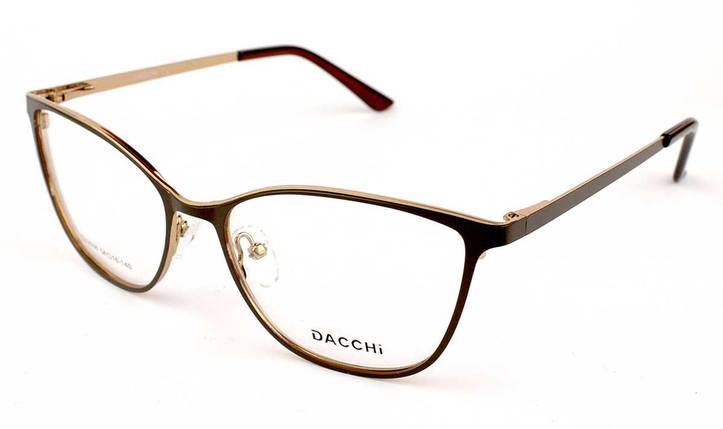Оправы металлические Dacchi D33008-C4, фото 2