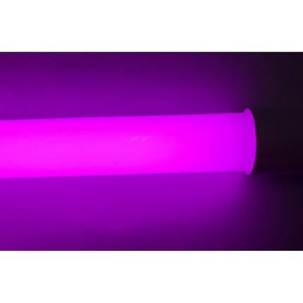 Лампа для фитоосвещения Т8 SL-10F 10W G13 220V (fito spectrum led) Код.58823, фото 2