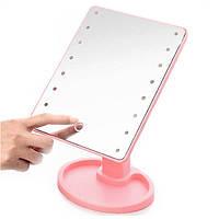 Зеркало с подсветкой 22 Led Large Led Mirror, фото 1