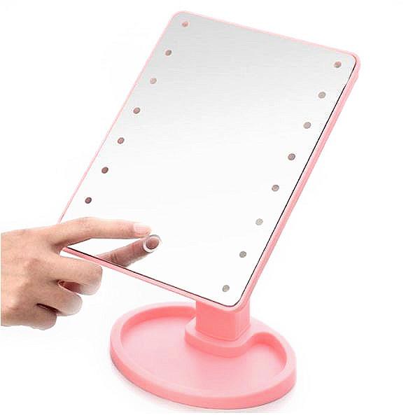 Зеркало с подсветкой 22 Led Large Led Mirror