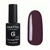 Гель-лак Grattol GTC009 Burgundy 9мл
