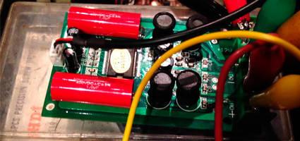 Аудио усилители мощности, модули звука