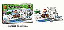 """Конструктор Bela 10960 """"Зимняя рыбалка""""  Майнкрафт, Minecraft 215 деталей, фото 2"""