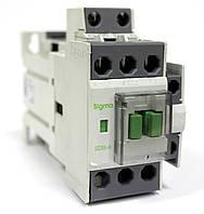 Контактор магнитный пускатель с катушкой управления на постоянный тока / напряжения 24 / 48 / 110 V DC