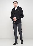 Мужская демисезонная куртка Mia-Style MIA-019 черный