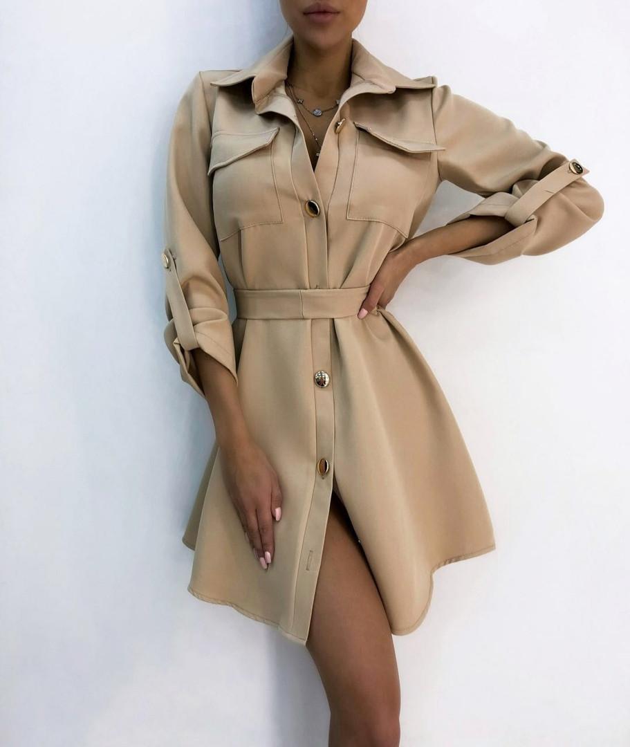 """Платье «Геля», ткань:  костюмная. Размер: 42-46. Разные цвета. (1712 """"дольче"""")"""