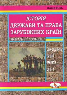 Історія держави та права зарубіжних країн