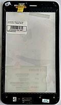 Сенсор (тачскрін) для Asus Fonepad 7(FE375CXG) з рамкою білий, фото 2