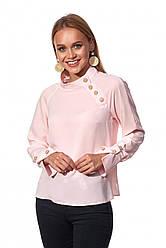 Рубашка розового цвета 453.2