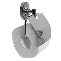 Тримач для туалетного паперу з кришкою WAL-KLO2-D