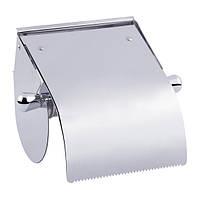 Тримач для туалетного паперу з кришкою WAL-KLO4-D