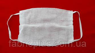 Марлевая повязка четырехслойная на резинке