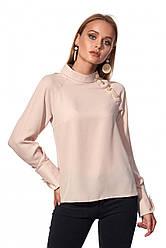 Рубашка бежевого цвета 453.3