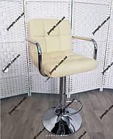 Парикмахерское кресло, стул мастера, кресло мастера, крісло майстра, стілець майстра Hoker  HC 811
