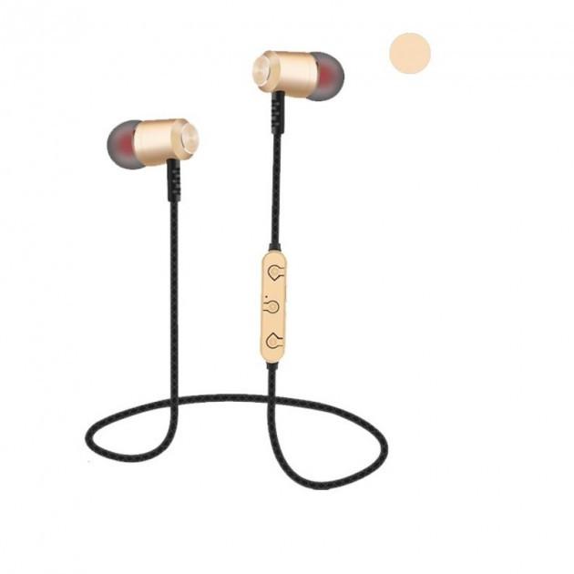 Навушники SQ-BT01 металеві Buletooth навушники SQ-BT01
