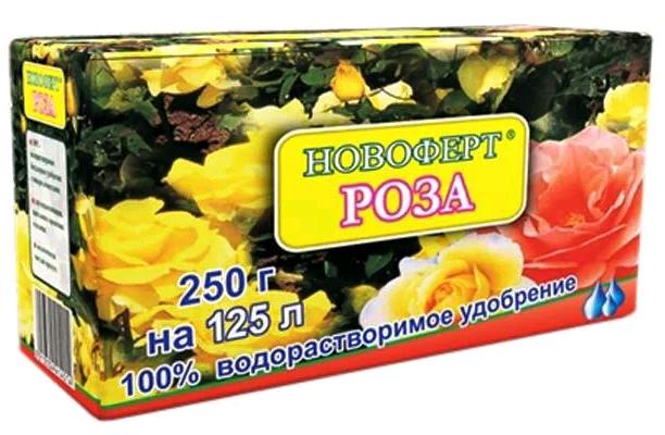 "Удобрение Новоферт ""Роза"" 250 г"