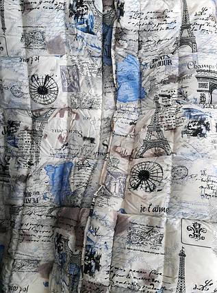 """Полуторное силиконовое одеяло """"Paris"""", 140х205 - СОНЯ ТЕКС, фото 2"""