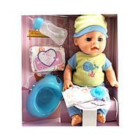 Інтерактивний лялька-пупс YALE BABY., фото 1