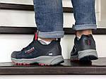 Чоловічі кросівки Columbia Montrail (темно-сині), фото 4