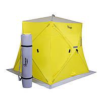 Палатка зимняя Пирамида Premier 2,0х2,0х2,06м