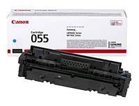 Заправка картриджа Canon 055 cyan для принтера i-sensys MF742Cdw, MF744Cdw, MF746Cx, LBP663Cdw, LBP664Cx
