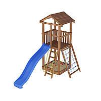 Деревянная детская площадка № 2