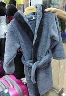 Детский халат на 3-4 года