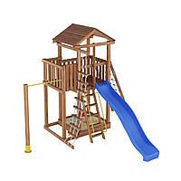 Деревянная детская площадка № 5