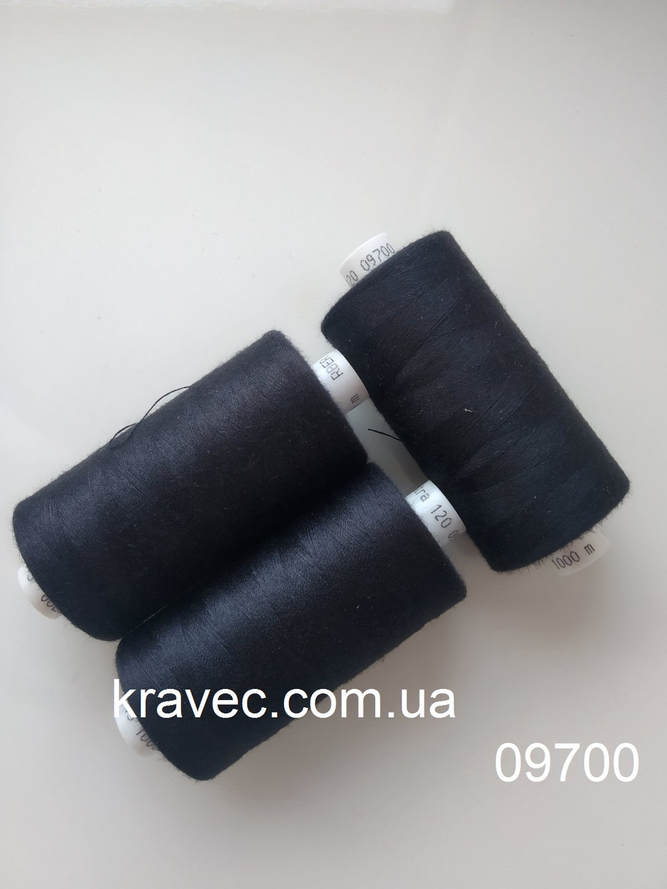 Нитки Coats Astra  120/09700/1000м