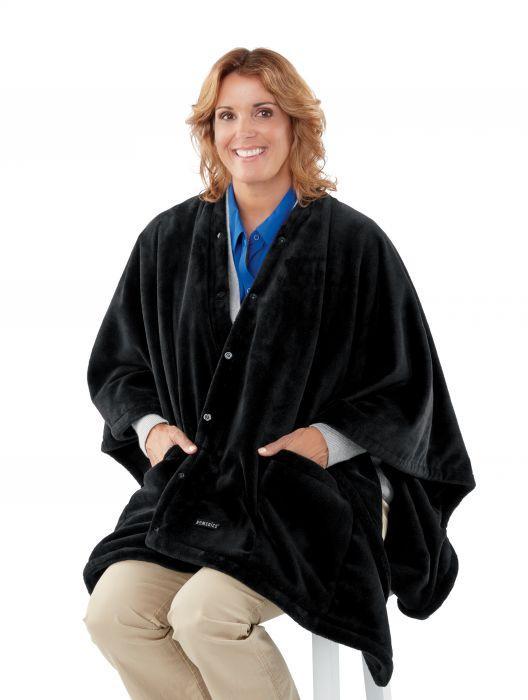 Бездротове вібраційне ковдру з прогріванням Comfort Pro