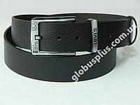 Ремень мужской кожаный LEVIS, ширина 40 мм. 930362