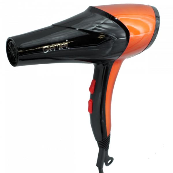 Фен для волос Gemei 2200W